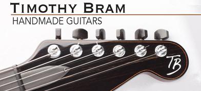 Tim Bram Guitars