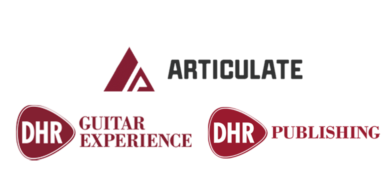 Articulate, DHR Guitar Experience, and DHR Publishing